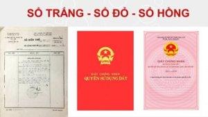【越南土地制度】房地產權證怎麼分?認識紅簿、白簿與粉紅簿