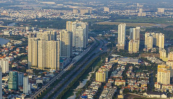 越南房地產房價