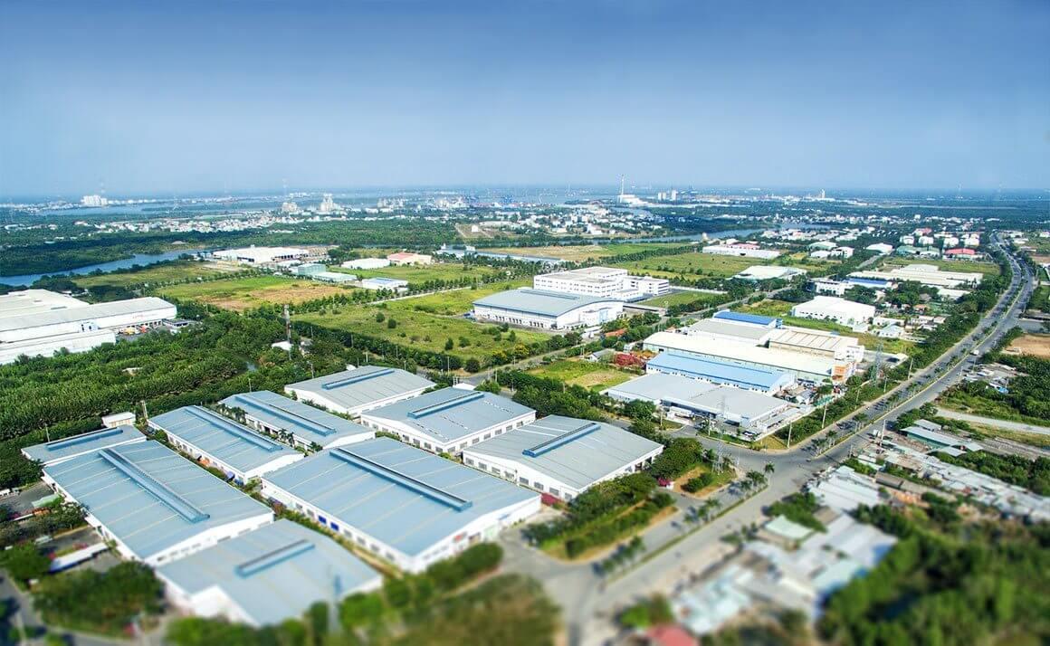 越南工業地